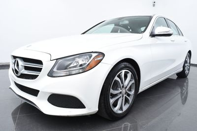2015 Mercedes-Benz C-Class 4dr Sedan C 300 4MATIC