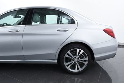 2015 Mercedes-Benz C-Class 4dr Sedan C 300 4MATIC - Click to see full-size photo viewer