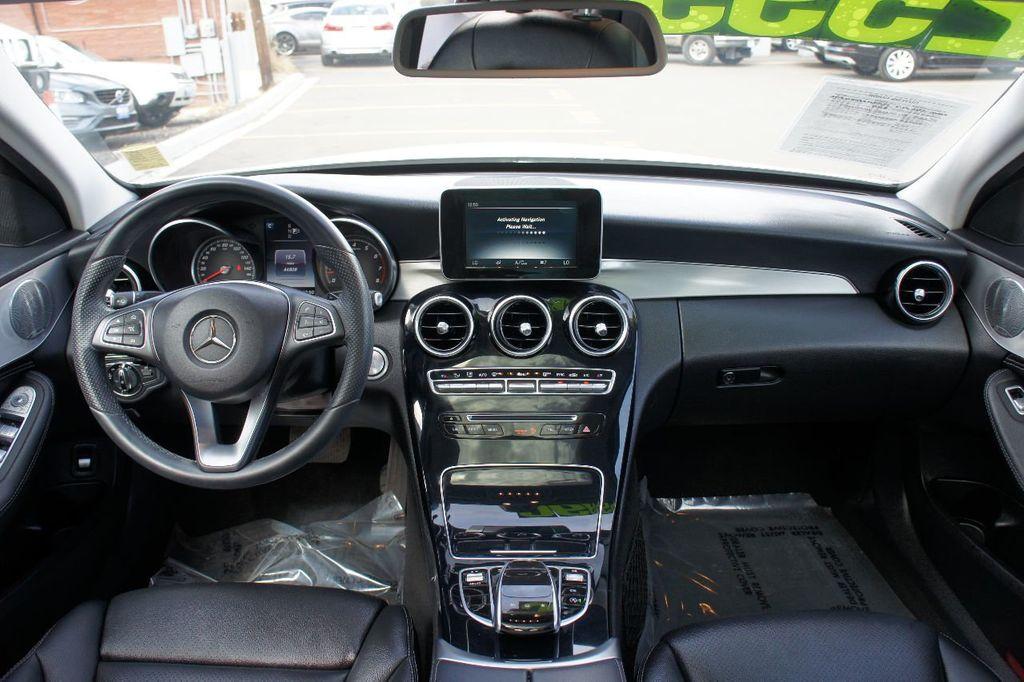 2015 Mercedes-Benz C-Class 4dr Sedan C 300 4MATIC - 17465343 - 9