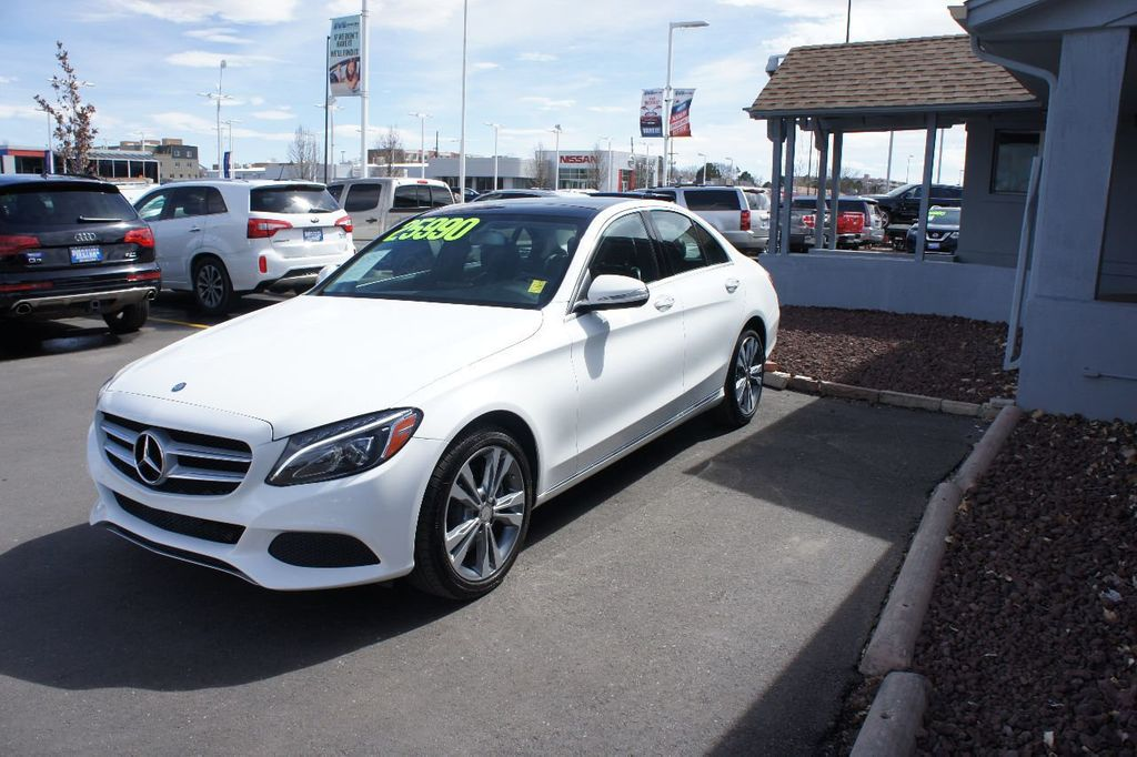 2015 Mercedes Benz C Class 4dr Sedan C 300 4MATIC   17465343   1