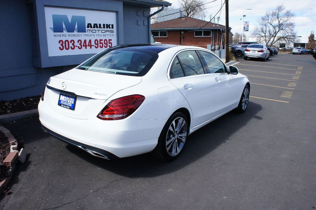 2015 Mercedes-Benz C-Class 4dr Sedan C 300 4MATIC - 17465343 - 3