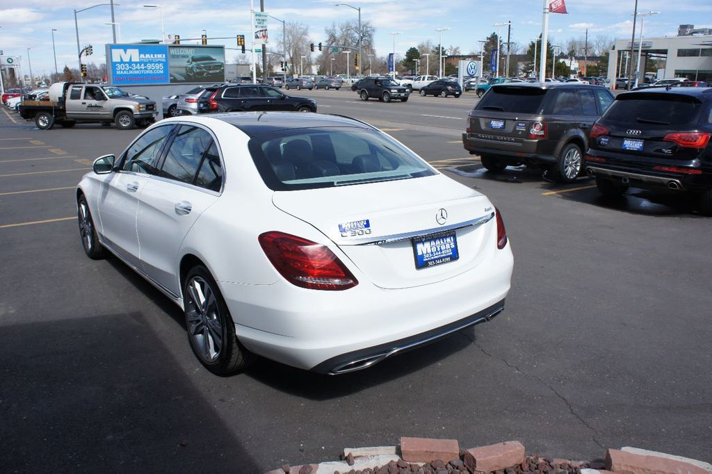 2015 Mercedes-Benz C-Class 4dr Sedan C 300 4MATIC - 17465343 - 4