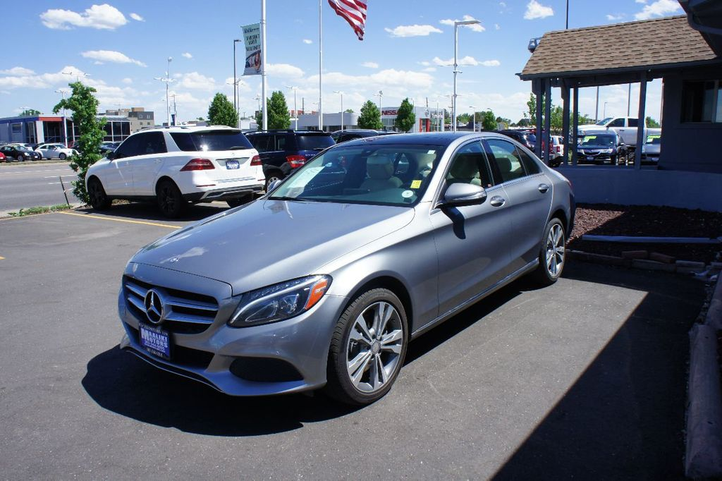 2015 Mercedes-Benz C-Class 4dr Sedan C 300 4MATIC - 17695707 - 1
