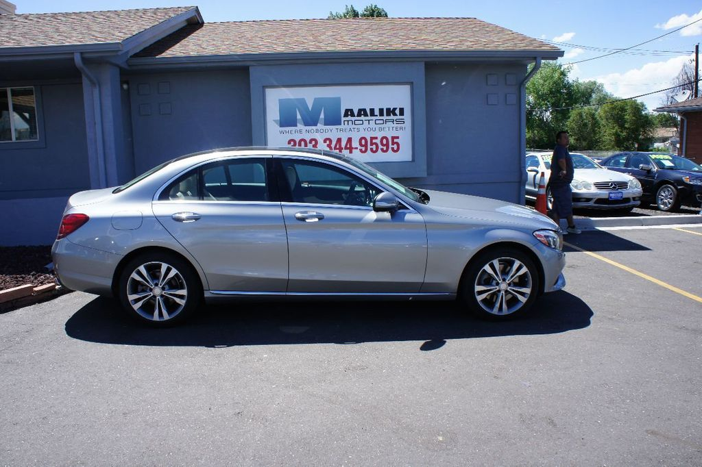 2015 Mercedes-Benz C-Class 4dr Sedan C 300 4MATIC - 17695707 - 2