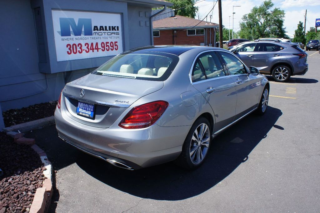 2015 Mercedes-Benz C-Class 4dr Sedan C 300 4MATIC - 17695707 - 3