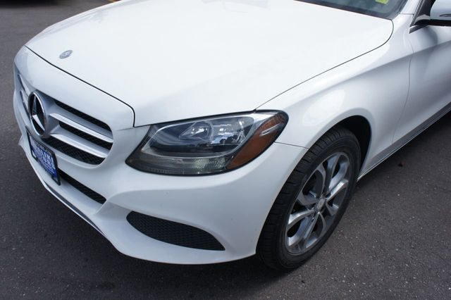 2015 Mercedes-Benz C-Class 4dr Sedan C 300 4MATIC - 18015307 - 18
