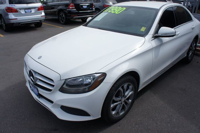 2015 Mercedes-Benz C-Class 4dr Sedan C 300 4MATIC - 18015307 - 1