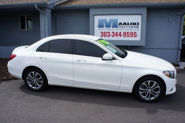 2015 Mercedes-Benz C-Class 4dr Sedan C 300 4MATIC - 18015307 - 2
