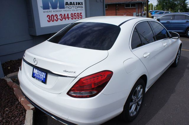 2015 Mercedes-Benz C-Class 4dr Sedan C 300 4MATIC - 18015307 - 3