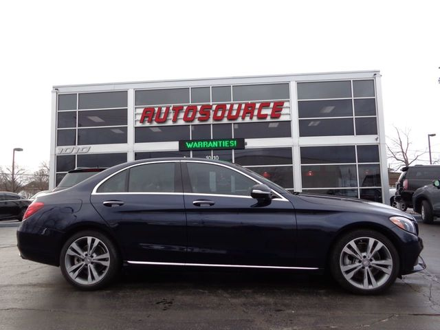 2015 Mercedes-Benz C-Class 4dr Sedan C 300 4MATIC - 18446275 - 0