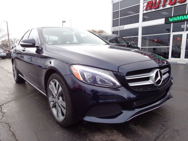 2015 Mercedes-Benz C-Class 4dr Sedan C 300 4MATIC - 18446275 - 1
