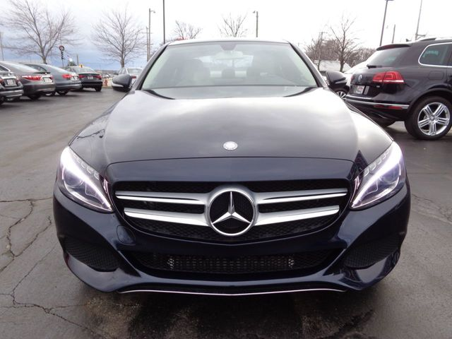 2015 Mercedes-Benz C-Class 4dr Sedan C 300 4MATIC - 18446275 - 2