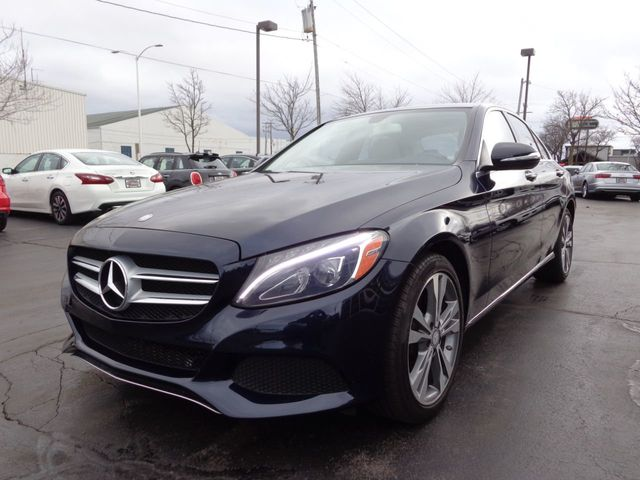 2015 Mercedes-Benz C-Class 4dr Sedan C 300 4MATIC - 18446275 - 3
