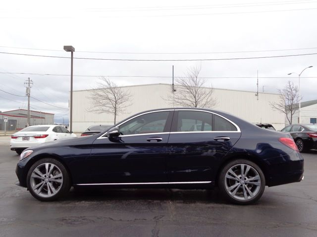 2015 Mercedes-Benz C-Class 4dr Sedan C 300 4MATIC - 18446275 - 4