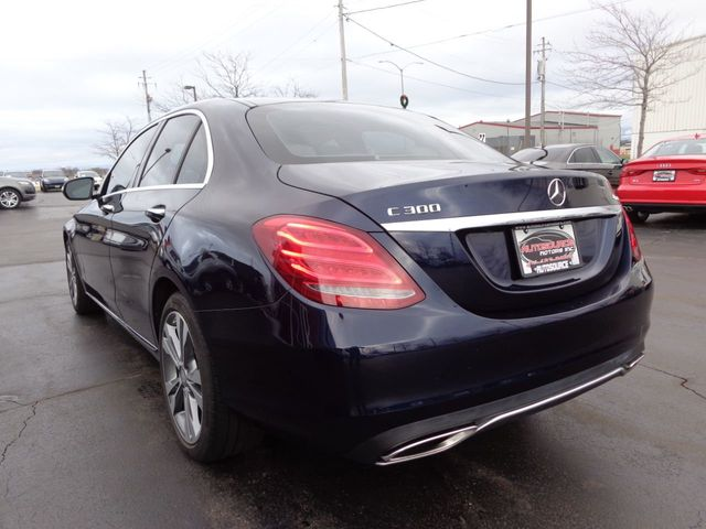 2015 Mercedes-Benz C-Class 4dr Sedan C 300 4MATIC - 18446275 - 5