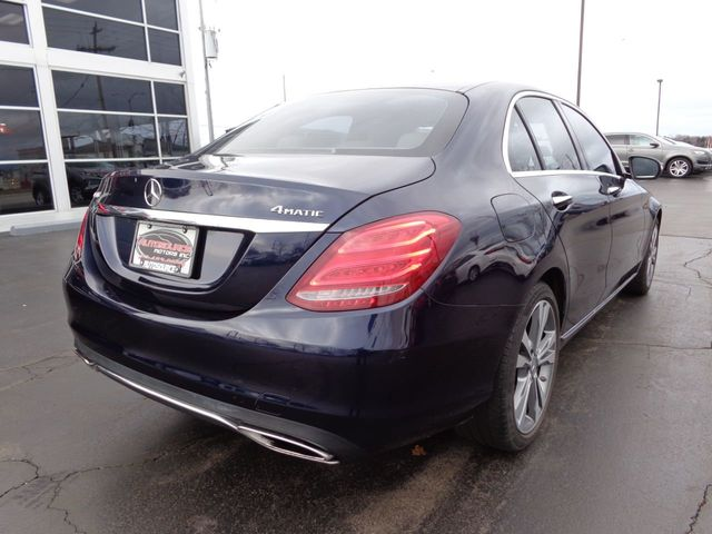 2015 Mercedes-Benz C-Class 4dr Sedan C 300 4MATIC - 18446275 - 8