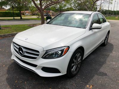 2015 Mercedes-Benz C-Class 4dr Sedan C 300 Luxury 4MATIC