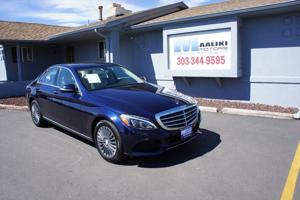 2015 Mercedes-Benz C-Class 4dr Sedan C 300 Luxury 4MATIC - 17646134 - 0
