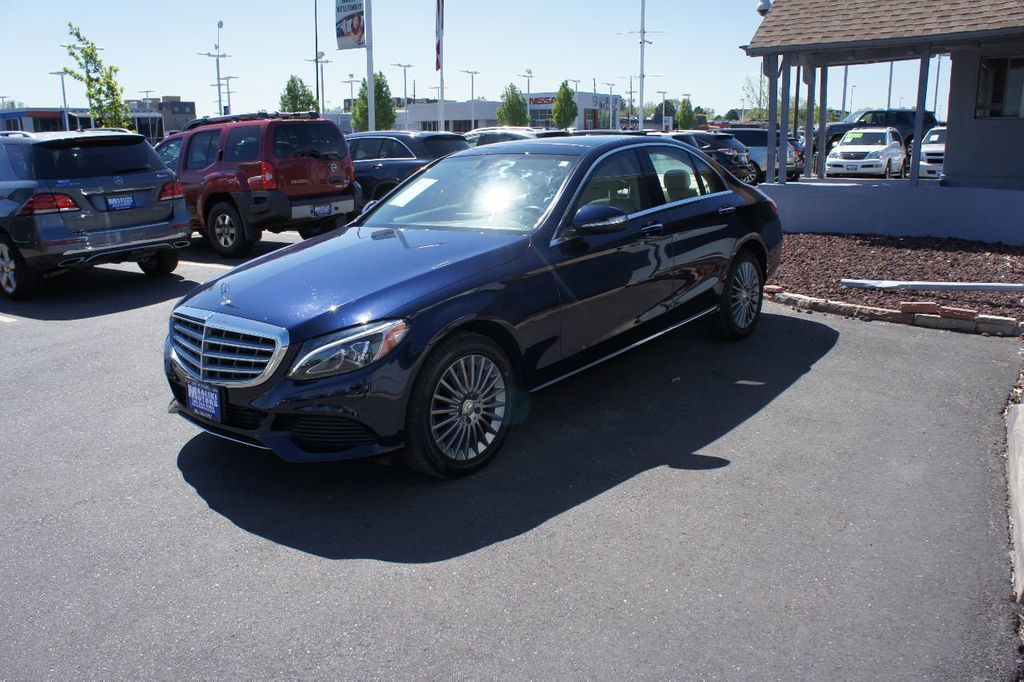 2015 Mercedes-Benz C-Class 4dr Sedan C 300 Luxury 4MATIC - 17646134 - 1