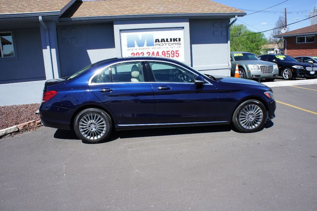 2015 Mercedes-Benz C-Class 4dr Sedan C 300 Luxury 4MATIC - 17646134 - 2