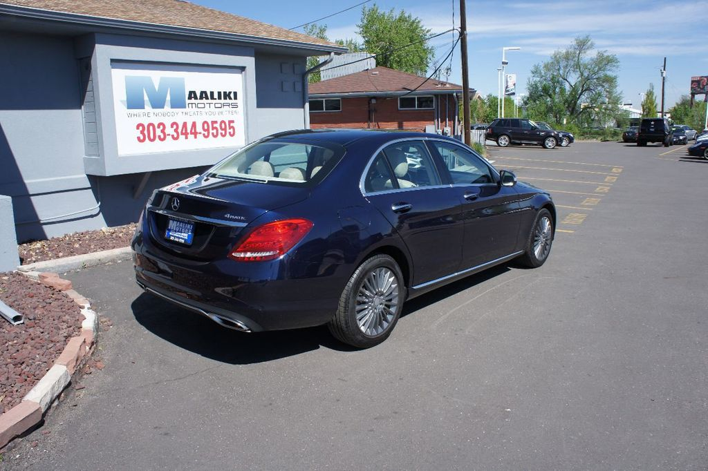2015 Mercedes-Benz C-Class 4dr Sedan C 300 Luxury 4MATIC - 17646134 - 3