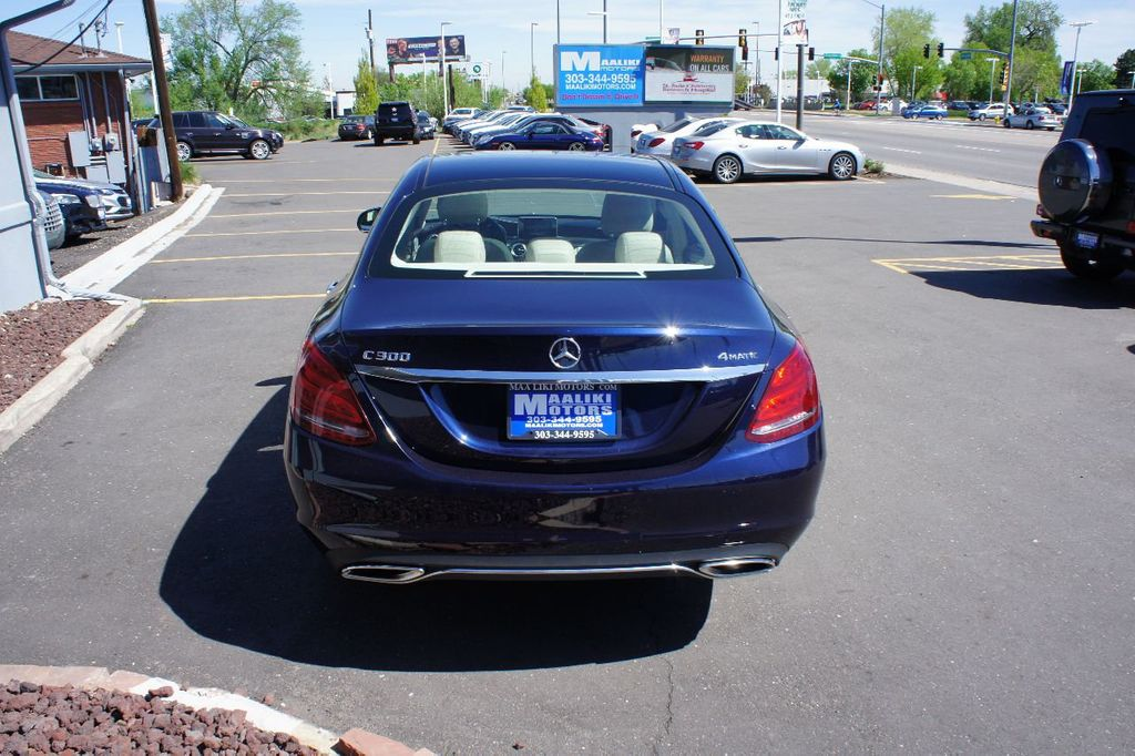 2015 Mercedes-Benz C-Class 4dr Sedan C 300 Luxury 4MATIC - 17646134 - 4