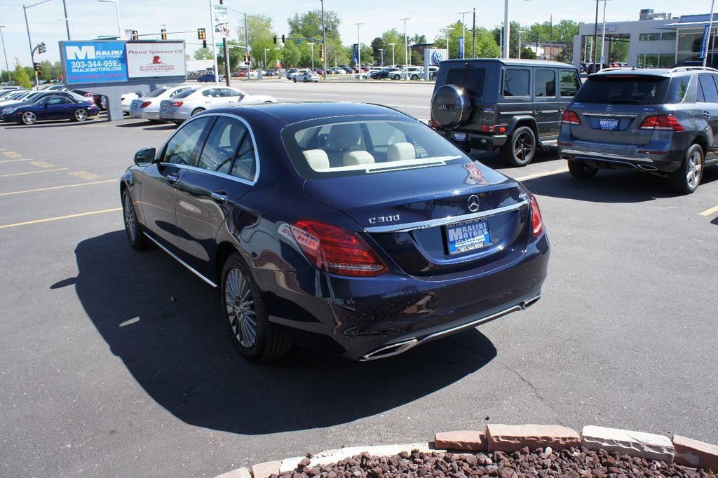 2015 Mercedes-Benz C-Class 4dr Sedan C 300 Luxury 4MATIC - 17646134 - 5