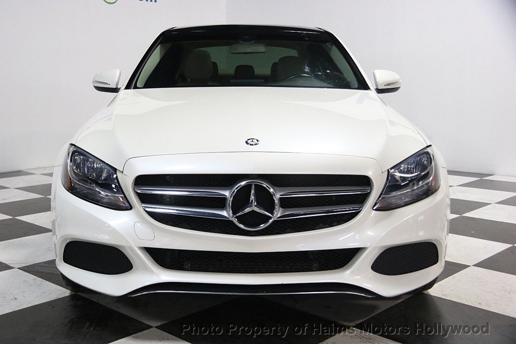 2015 used mercedes benz c class 4dr sedan c 300 rwd at haims motors hollywood serving fort. Black Bedroom Furniture Sets. Home Design Ideas