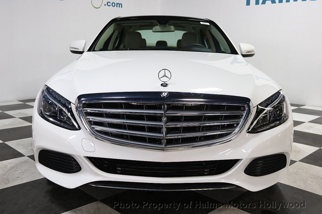 2015 Mercedes-Benz C-Class 4dr Sedan C 300 RWD - 17765037 - 2