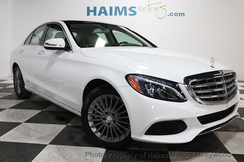 2015 Mercedes-Benz C-Class 4dr Sedan C 300 RWD - 17765037 - 3