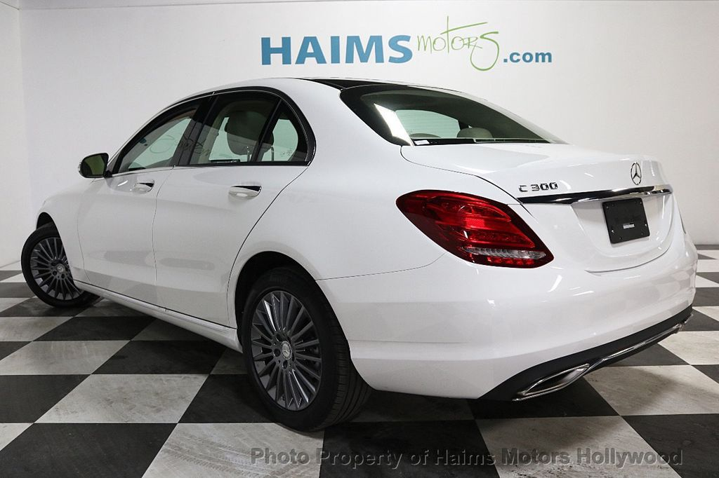2015 Mercedes-Benz C-Class 4dr Sedan C 300 RWD - 17765037 - 4