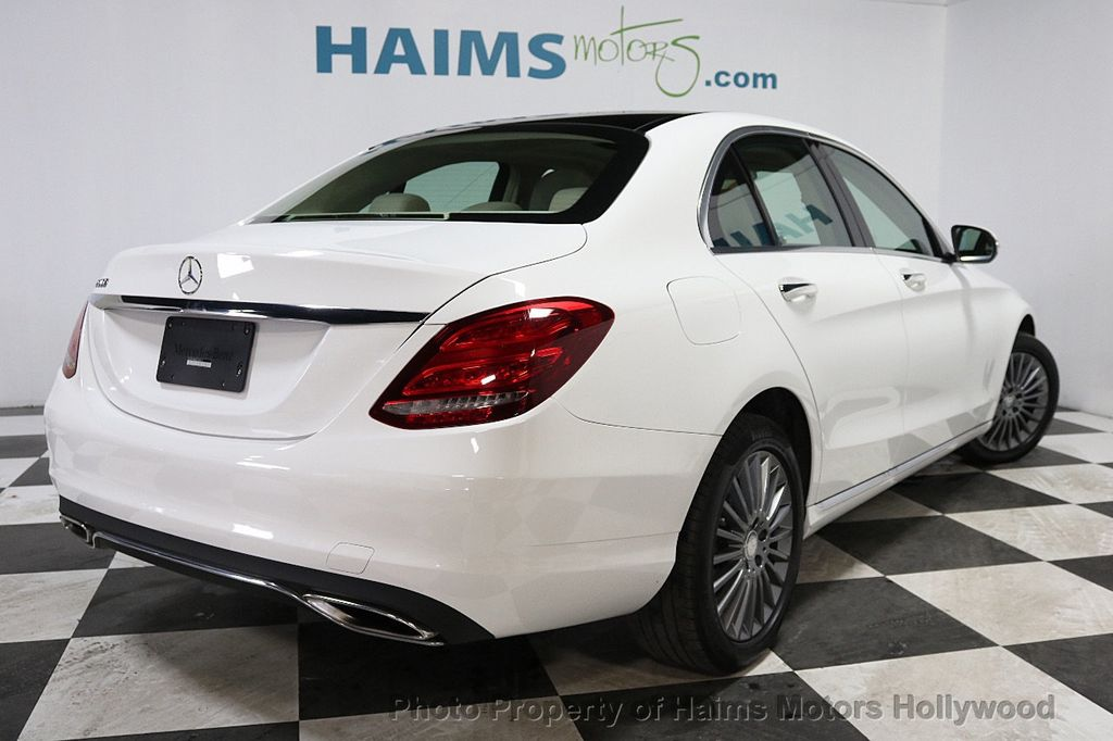 2015 Mercedes-Benz C-Class 4dr Sedan C 300 RWD - 17765037 - 6
