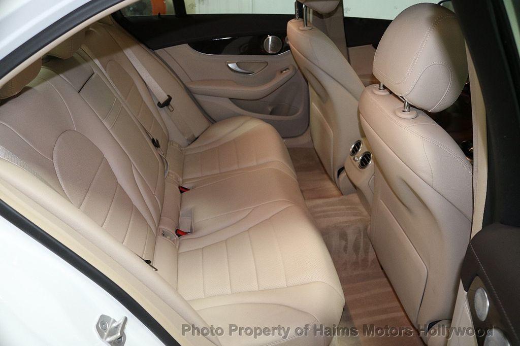 2015 Mercedes-Benz C-Class 4dr Sedan C 300 RWD - 17802205 - 14