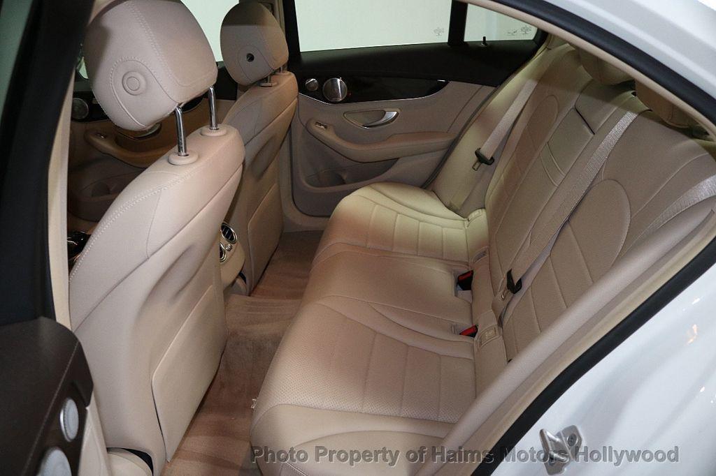 2015 Mercedes-Benz C-Class 4dr Sedan C 300 RWD - 17802205 - 15