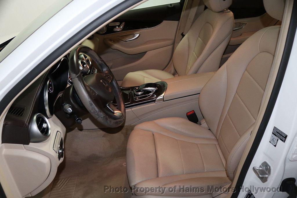 2015 Mercedes-Benz C-Class 4dr Sedan C 300 RWD - 17802205 - 16