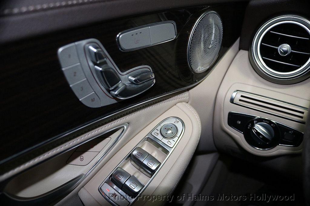 2015 Mercedes-Benz C-Class 4dr Sedan C 300 RWD - 17802205 - 22