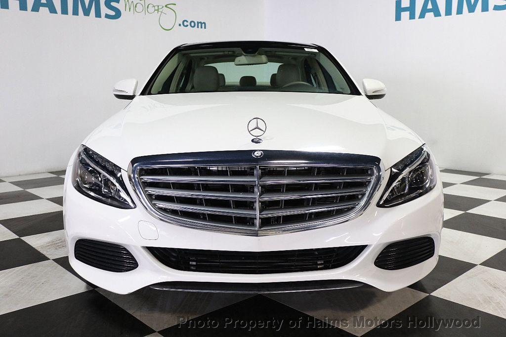 2015 Mercedes-Benz C-Class 4dr Sedan C 300 RWD - 17802205 - 2