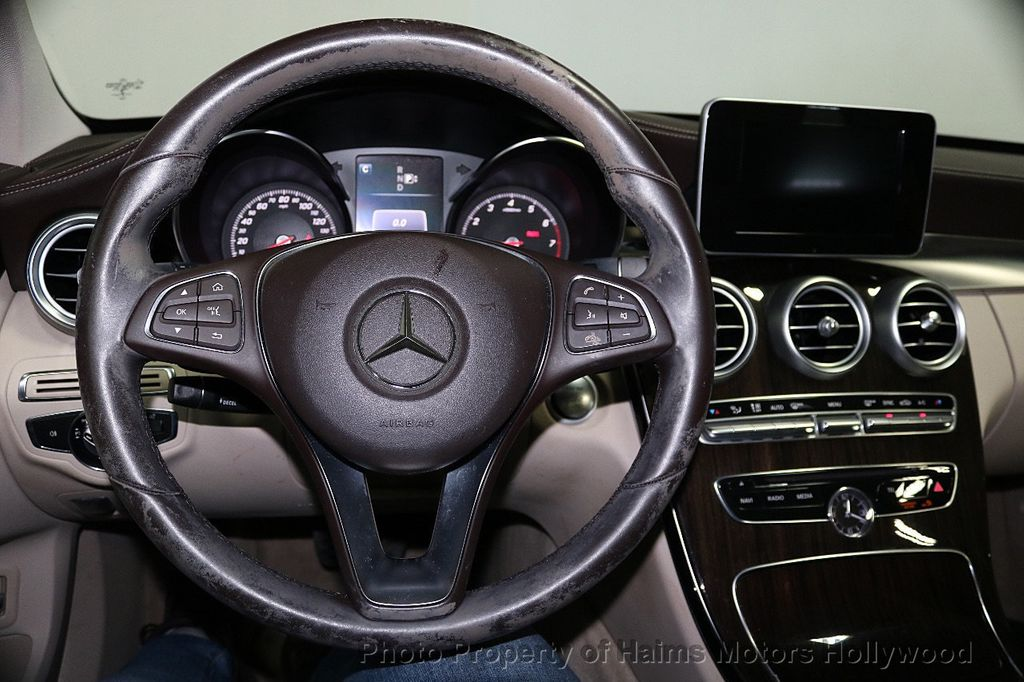 2015 Mercedes-Benz C-Class 4dr Sedan C 300 RWD - 17802205 - 28