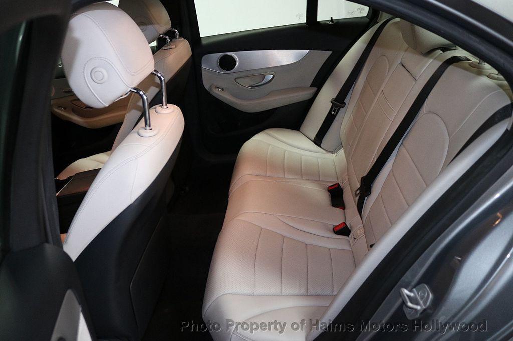 2015 Mercedes-Benz C-Class 4dr Sedan C 300 RWD - 18230854 - 15