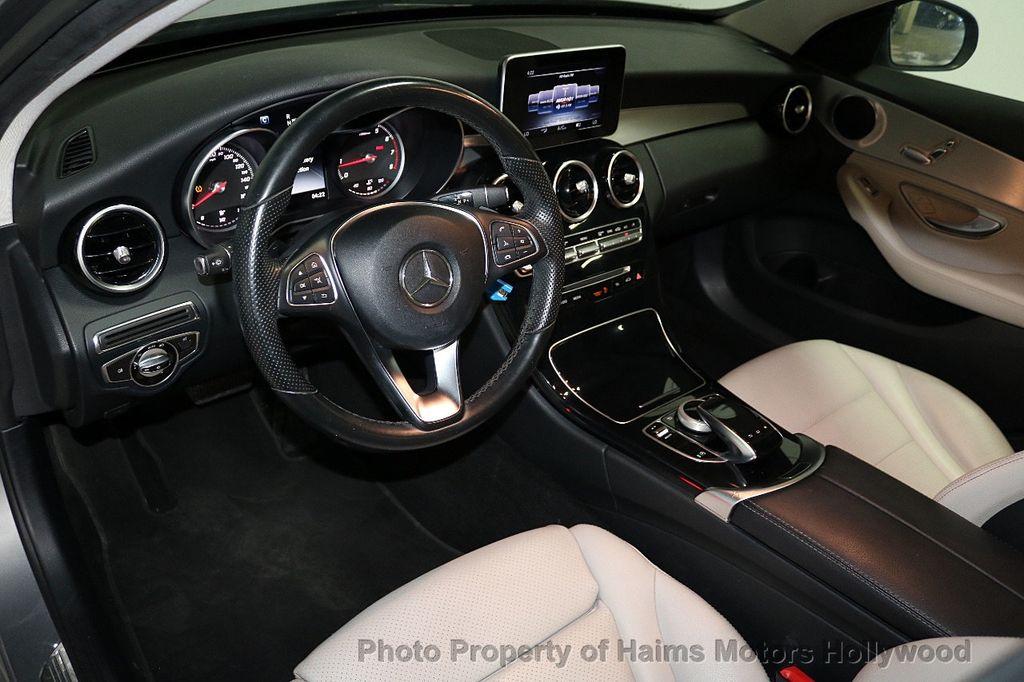 2015 Mercedes-Benz C-Class 4dr Sedan C 300 RWD - 18230854 - 17