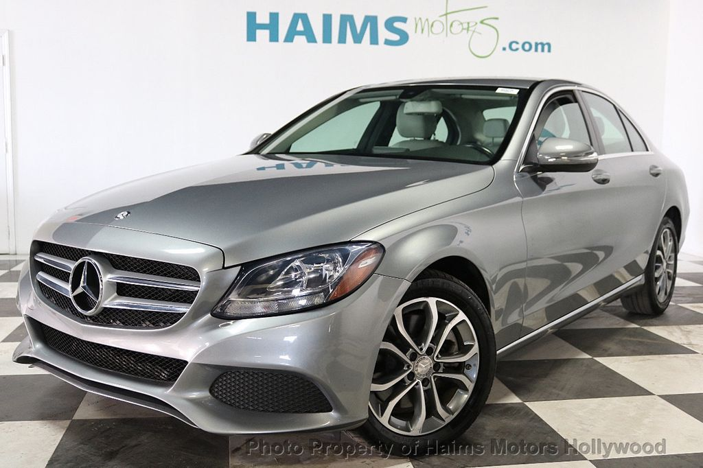 2015 Mercedes-Benz C-Class 4dr Sedan C 300 RWD - 18230854 - 1