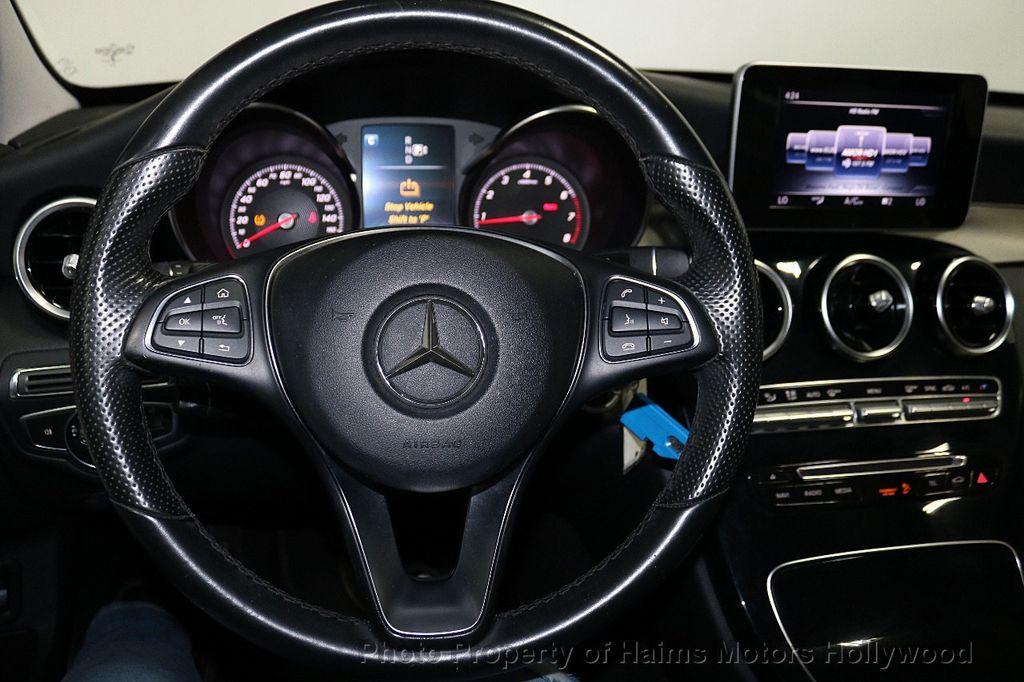 2015 Mercedes-Benz C-Class 4dr Sedan C 300 RWD - 18230854 - 26