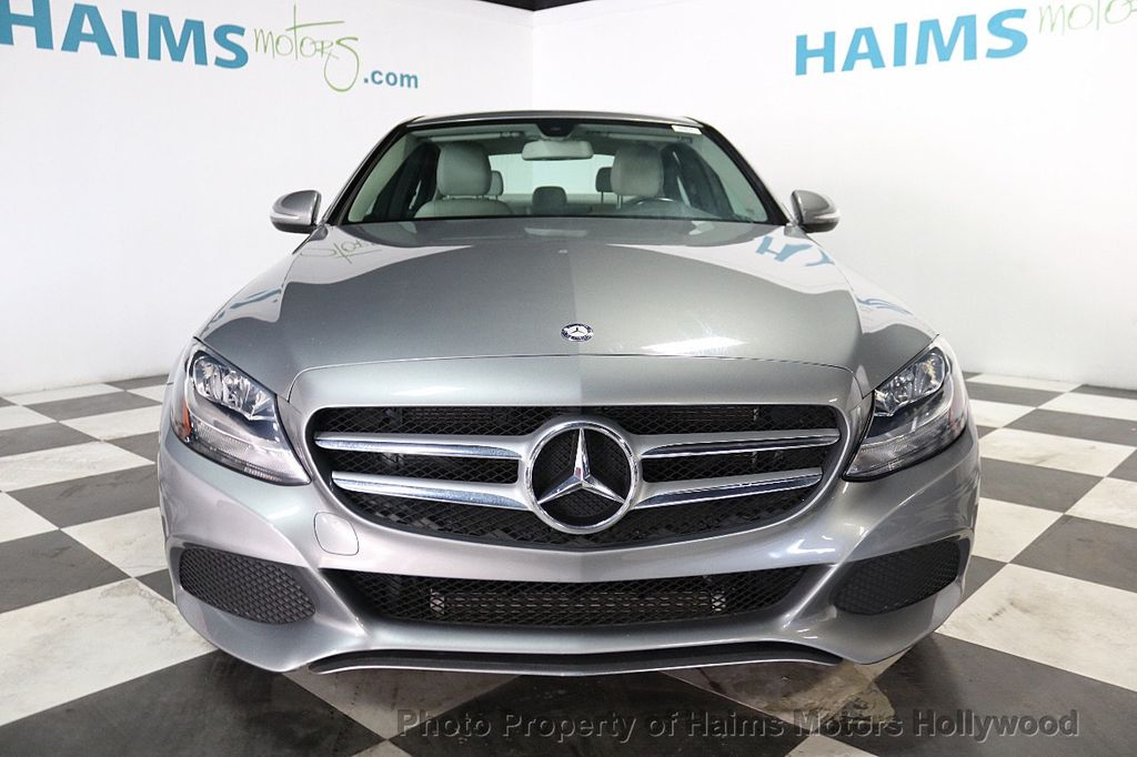 2015 Mercedes-Benz C-Class 4dr Sedan C 300 RWD - 18230854 - 2