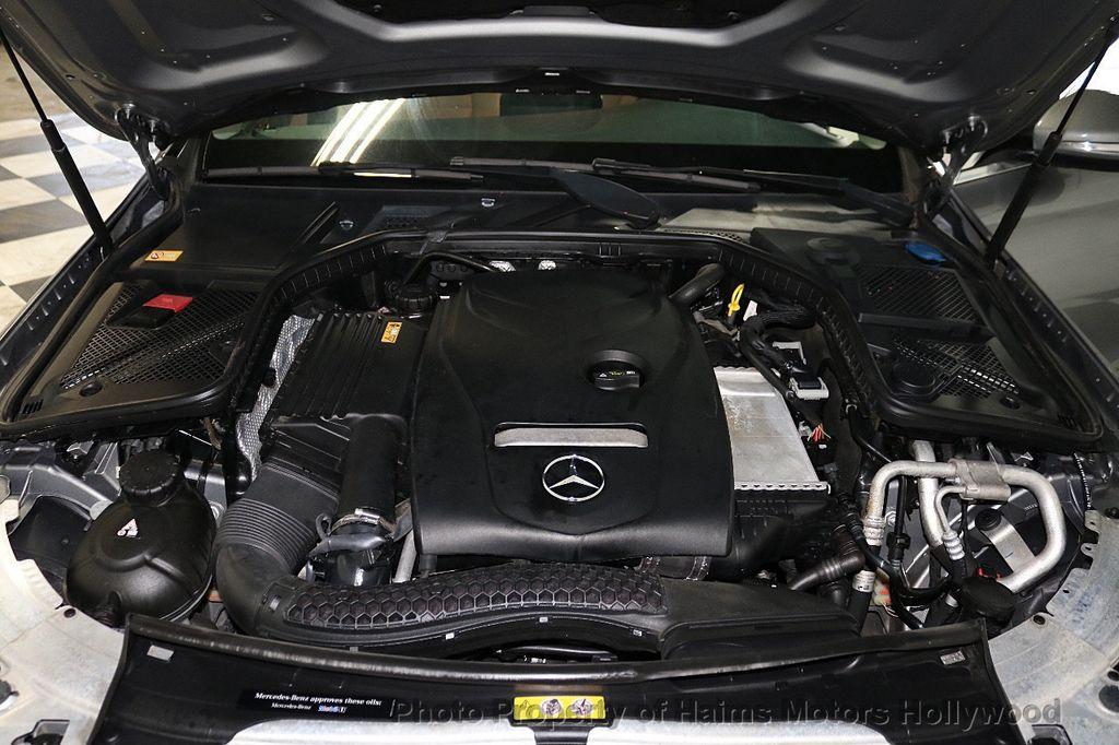 2015 Mercedes-Benz C-Class 4dr Sedan C 300 RWD - 18230854 - 31