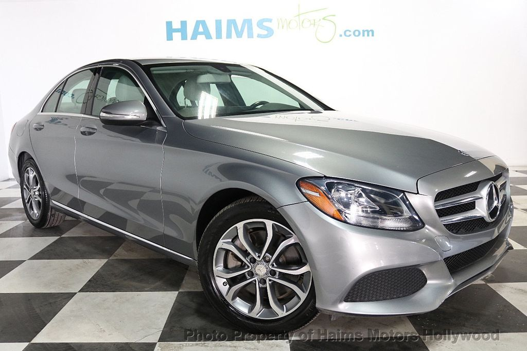 2015 Mercedes-Benz C-Class 4dr Sedan C 300 RWD - 18230854 - 3