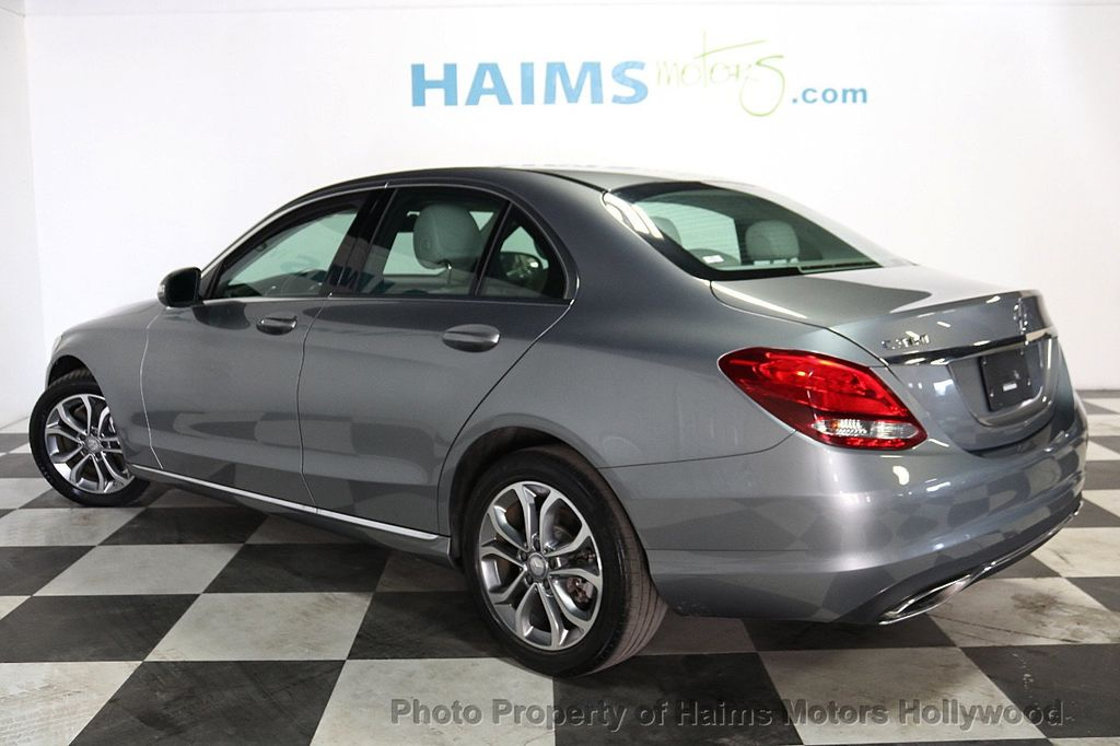 2015 Mercedes-Benz C-Class 4dr Sedan C 300 RWD - 18230854 - 4