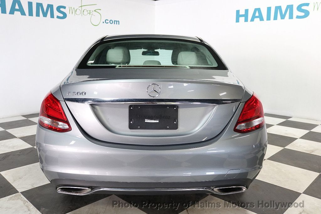 2015 Mercedes-Benz C-Class 4dr Sedan C 300 RWD - 18230854 - 5