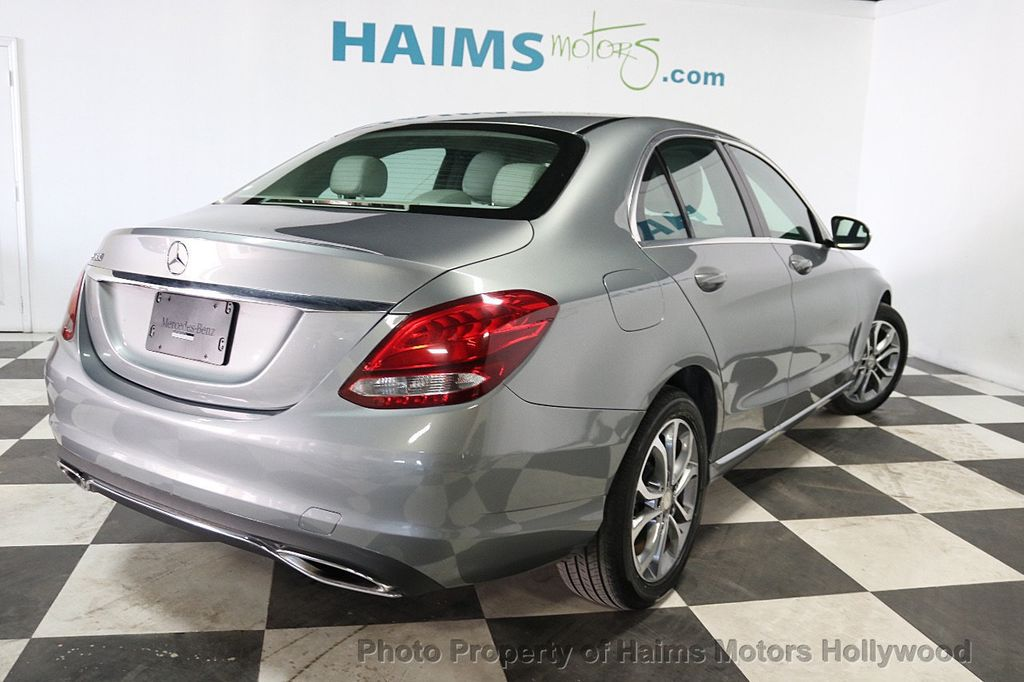 2015 Mercedes-Benz C-Class 4dr Sedan C 300 RWD - 18230854 - 6
