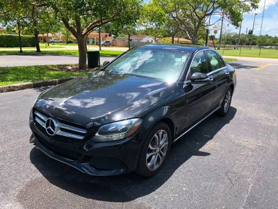 2015 Mercedes-Benz C-Class 4dr Sedan C 300 RWD