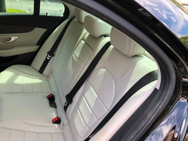 2015 Mercedes-Benz C-Class 4dr Sedan C 300 RWD - Click to see full-size photo viewer